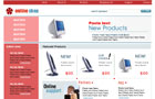 ecommerce web template 3